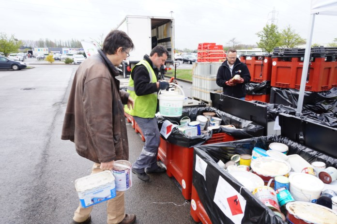 Des collectes de déchets chimiques citoyennes à Perpignan