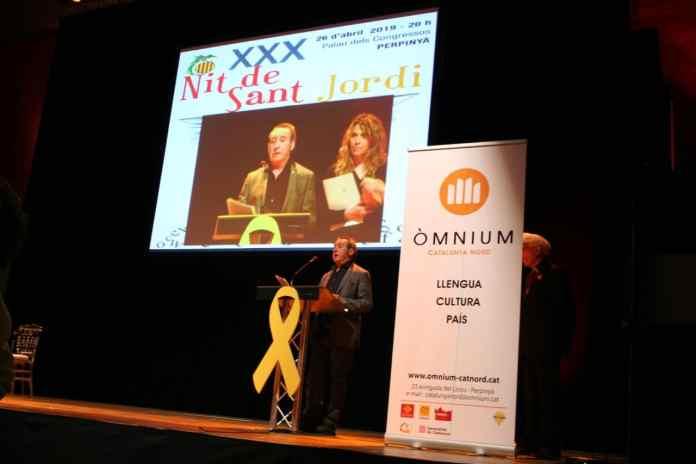 Exit de la XXX Nit de Sant Jordi a Perpinyà