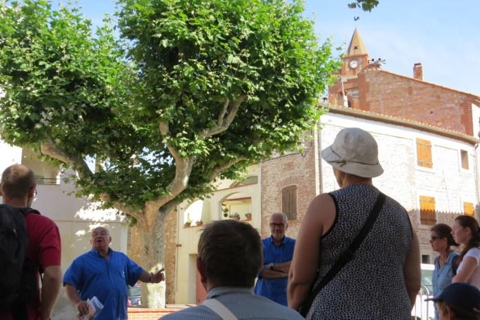 Les visites de printemps débutent à Torreilles