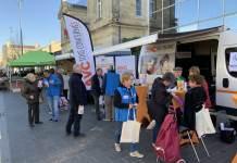 Prévention des AVC La vie est un sourire, 1 000 km à tricycle de Narbonne à Bayonne...3