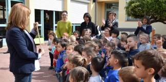 Remise du prix national « Jeunes Jardiniers 2018 » à Port-Vendres