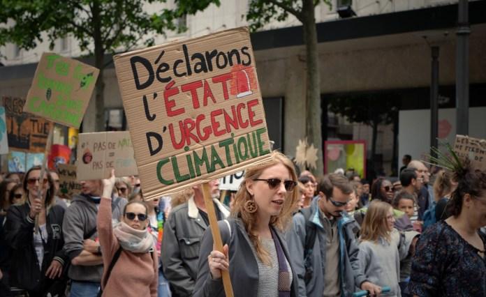 « Les citoyens vont demander la déclaration de l'état d'urgence climatique et écologique »