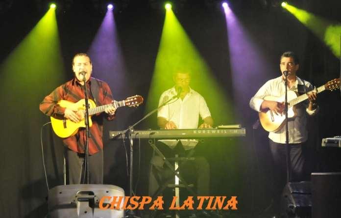 Apéro-concert Chispa Latina