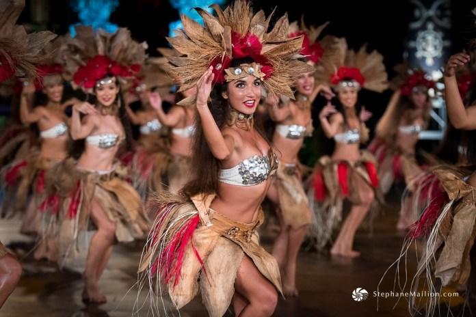 Ballet tahitien