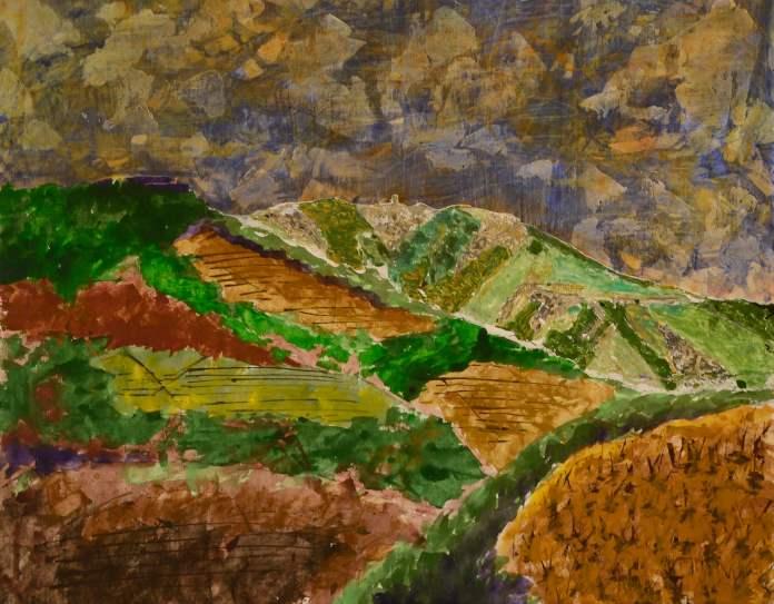 Michel Goday expose cet été au château royal de Collioure
