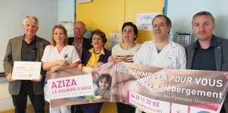 Lions Club Saint-Cyprien Doyen un partenariat avec l'association Aziza le sourire d'ange
