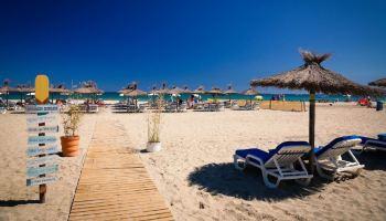 Un été à la plage à Canet-en-Roussillon...