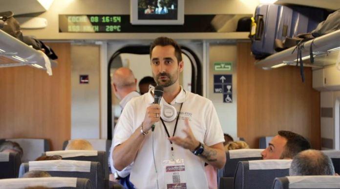 Départ Officiel du Train de la French Tech 3ème édition !
