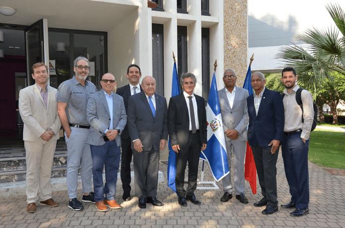 Accords de coopération entre l'Upvd et la République Dominicaine