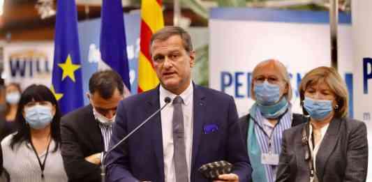 """Interview exclusive de Louis Aliot, maire de Perpignan, pour Le Journal Catalan (Le 28 novembre 2020) """"L'ordre républicain doit s'imposer partout dans la ville"""""""