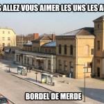 Lorraine – Un taxi s'en prend à Hubert, un piéton qui préfère se déplacer a pied