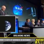 Confirmé par la NASA, la Terre passera à travers une phase d'obscurité complète pendant 15 jours en Novembre 2015