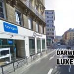 Luxembourg : Un cambrioleur meurt étouffé en se coinçant la tête entre les portes du magasin