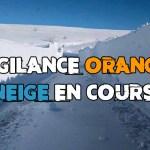 VIGILANCE ORANGE EN LORRAINE : hé ui, il neige!