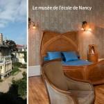 Nancy dans le top 10 des meilleures villes européennes pour l'art nouveau