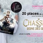 Concours : 20 places de ciné à gagner pour la soirée filles kinepolis du 14 avril 2016