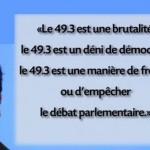 Loi Travail : le Conseil des ministres vient d'autoriser Valls à recourir au 49.3
