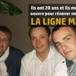 La jeunesse Lorraine oeuvre pour la réhabilitation de la Ligne Maginot