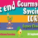 Le week-end gourmand des savoir-faire Lorrains à Ludres
