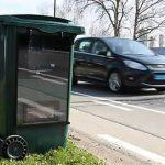 En Belgique, on cache ses radars dans les poubelles