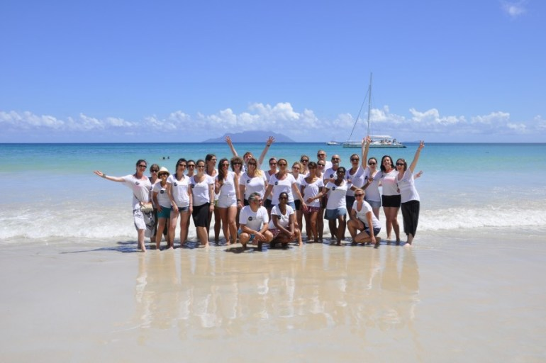 L'équipe OOVATU Voyages