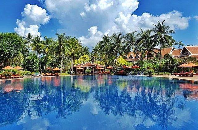 Farniente au Santiburi oovatu picoftheday thailand kohsamui pool amazing instatravelhellip