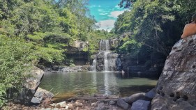 Cascade à Koh Kood