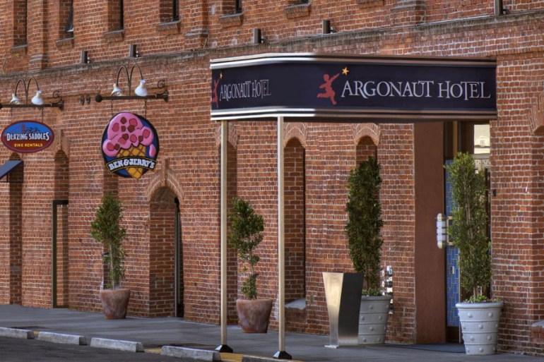 L'Argonaut Hotel de San Francisco