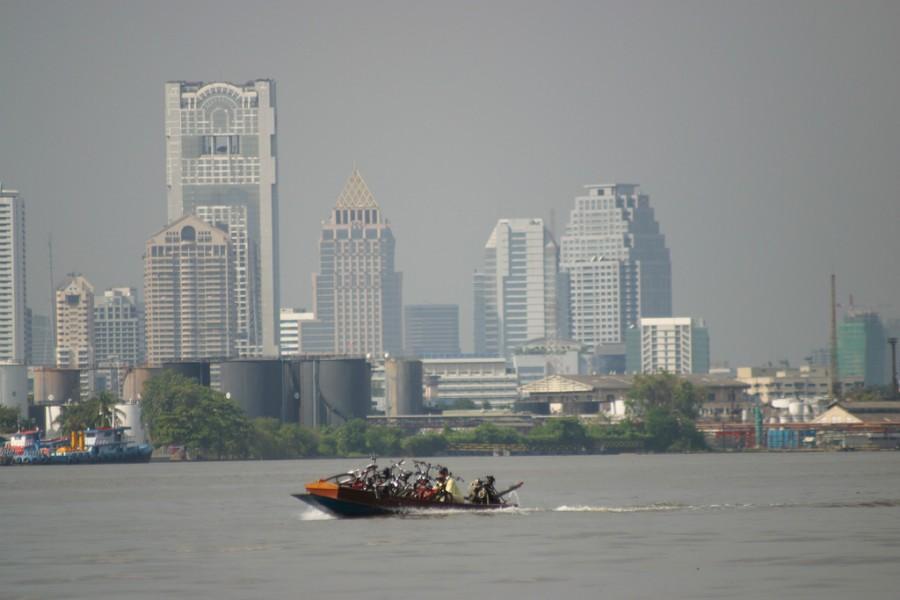 La traversée du Chao Praya