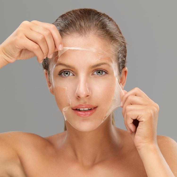 """Pielęgnacja domowa skóry twarzy – Krok 3/5 – """"Peeling twarzy"""""""