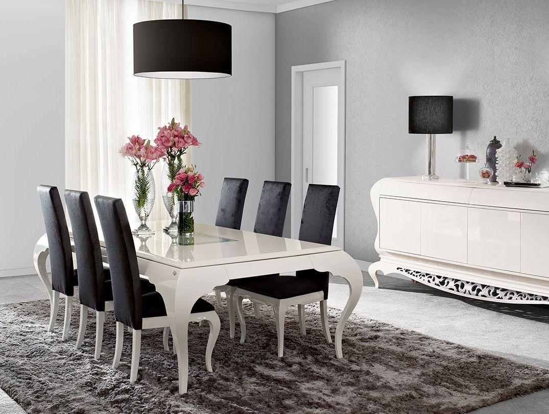Chaise baroque design  Le monde de La