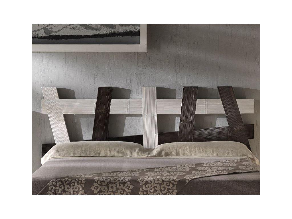 tete de lit cruz en bambou haut de gamme meuble pour la chambre a coucher le monde du lit