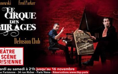 Delusion Club - Le Cirque des Mirages