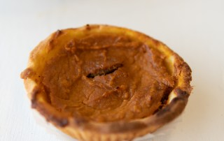 Pumpkin Pie Recipe - Le Petit Paris Winter Garden