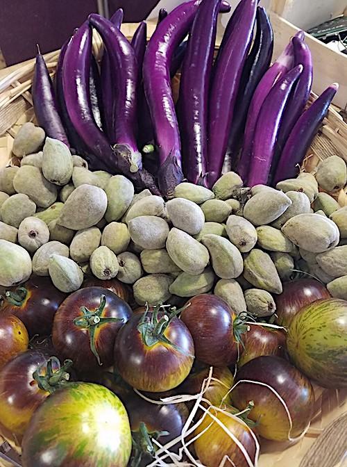fruits et legumes directes de chez les producteur
