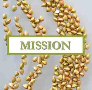 Mission – Le sarrasin végétalien