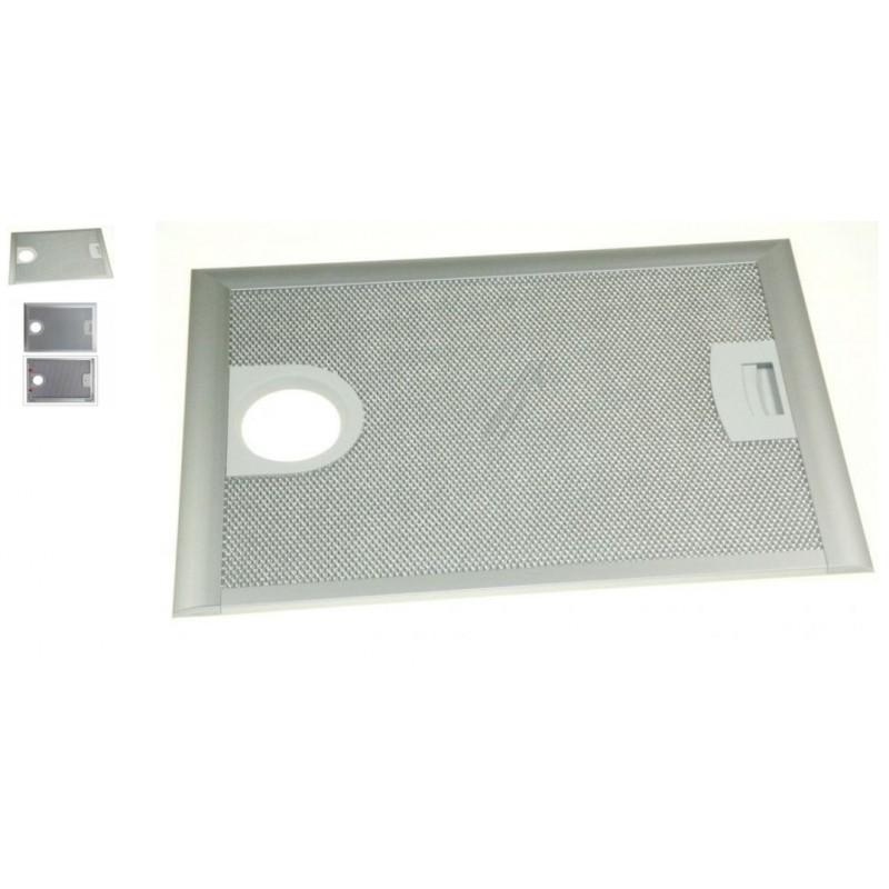 filtre metallique a graisse pour hotte dhl555b bosch