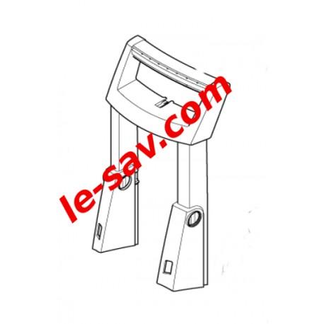 Poignée pour nettoyeur haute pression nilfisk
