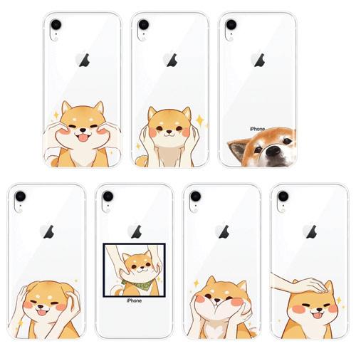 Coques iPhone Shiba