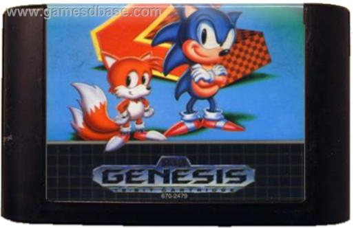sonic-2-genesis-cartridge