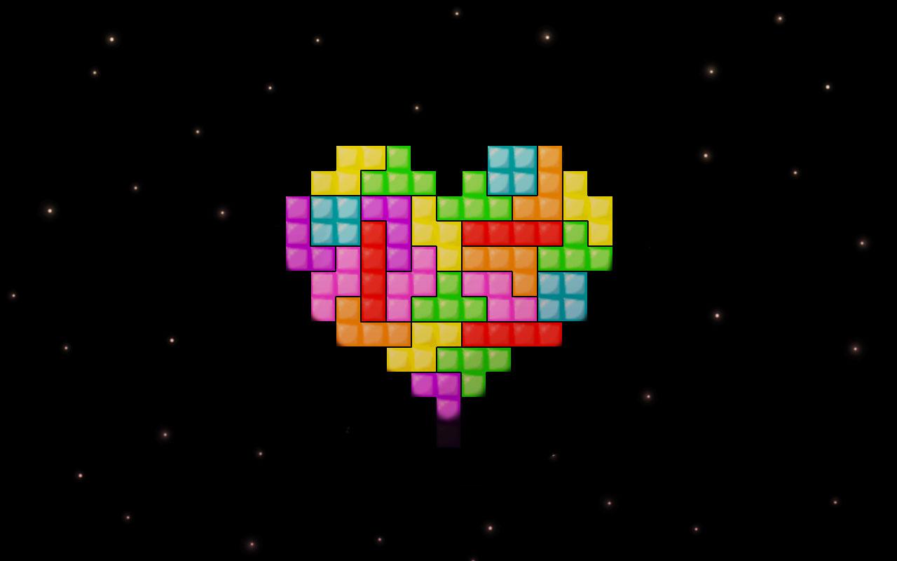 Tetris, la tête au carré