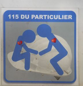 115 du Particulier-Logo