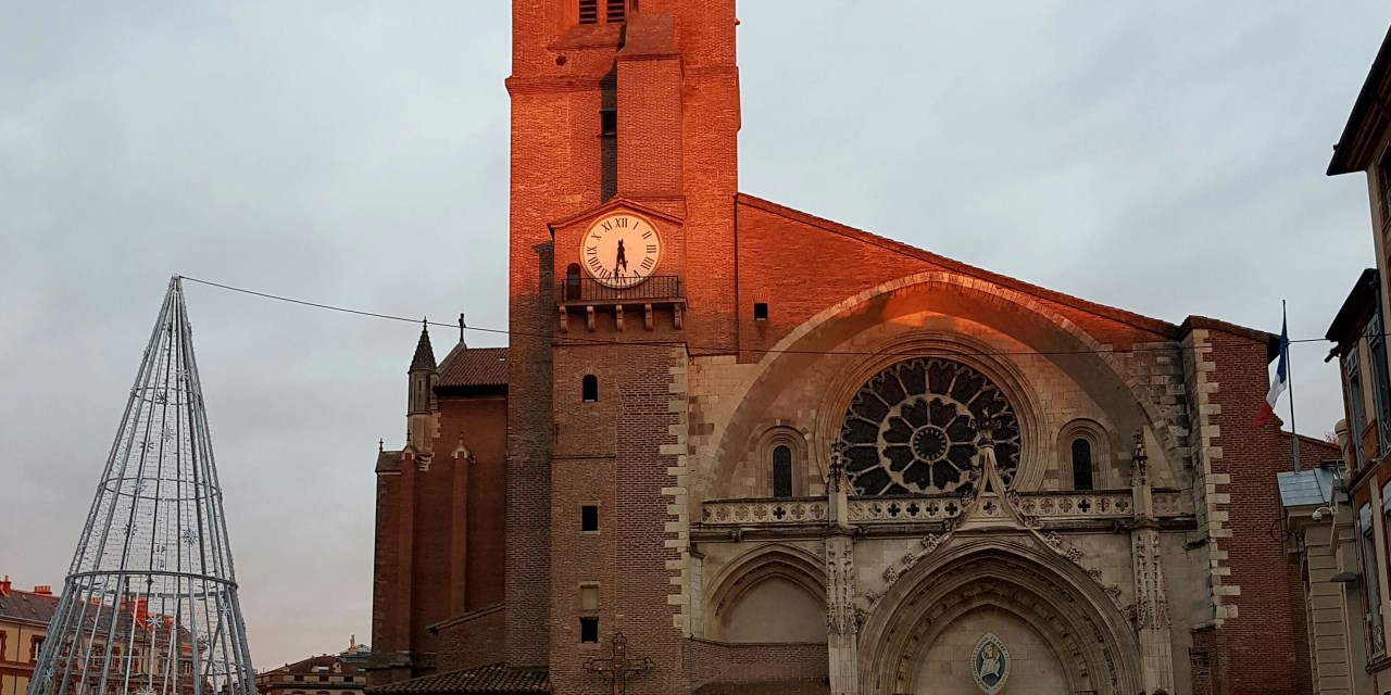 Toulouse reprend sa couleur
