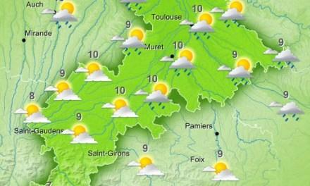 Météo : il fait bon samedi après-midi en Haute-Garonne