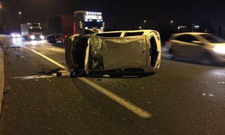 Sécurité routière : – 1,2% de tués sur les routes de France en 2017