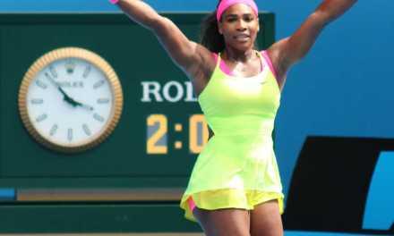 Tennis : Serena Williams remporte l'Open d'Australie