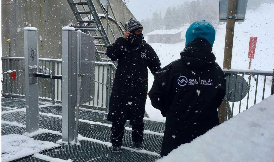 La neige arrive dans les Pyrénées… Enfin !