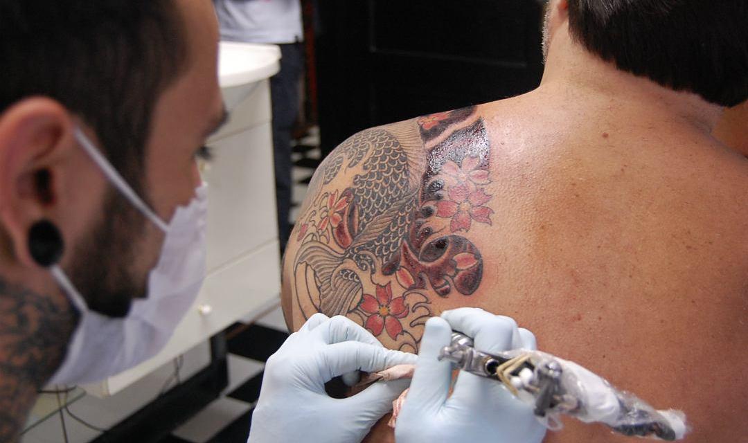 tatouage : entre passion et business - le 24 heures