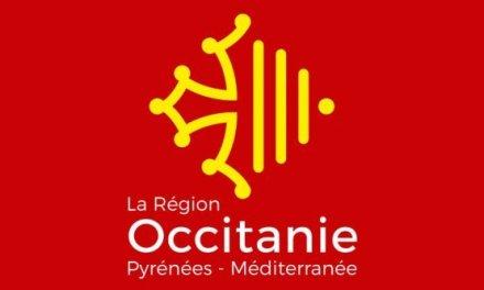Nouveau logo pour la région Occitanie