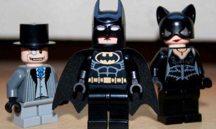 Natoo, Griezmann et Matudi à l'affiche du dernier Batman